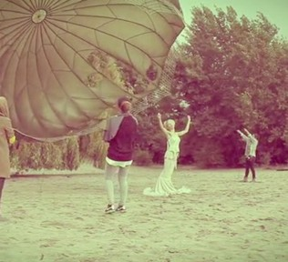 Parachute x Elegant Magazine