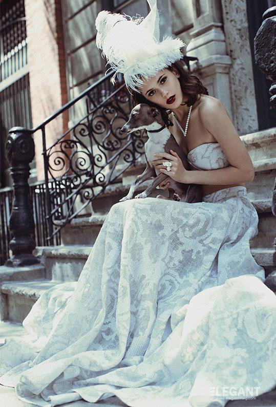 Anastasia | ELEGANT MAGAZINE - elegantmag.com